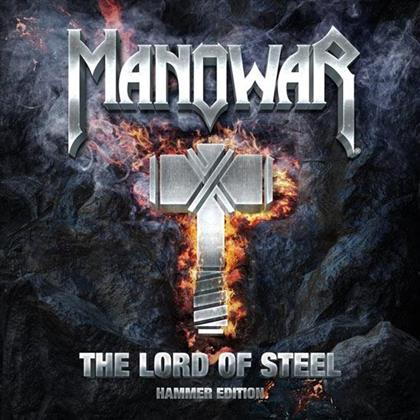 Manowar - Lord Of Steel (Collector's Edition)
