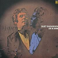 Burt Bacharach - Live In Japan - Papersleeve