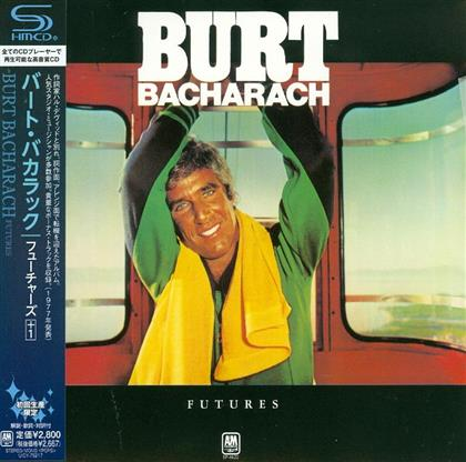 Burt Bacharach - Futures - Papersleeve