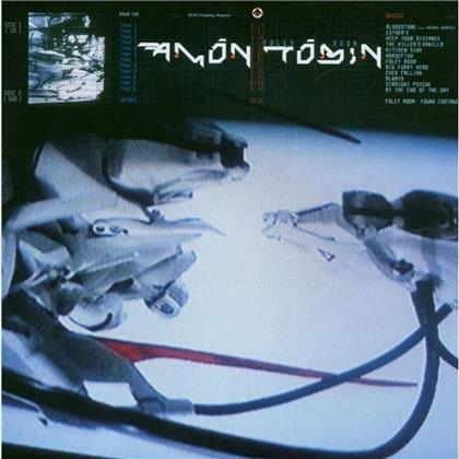 Amon Tobin - Foley Room (CD + DVD)