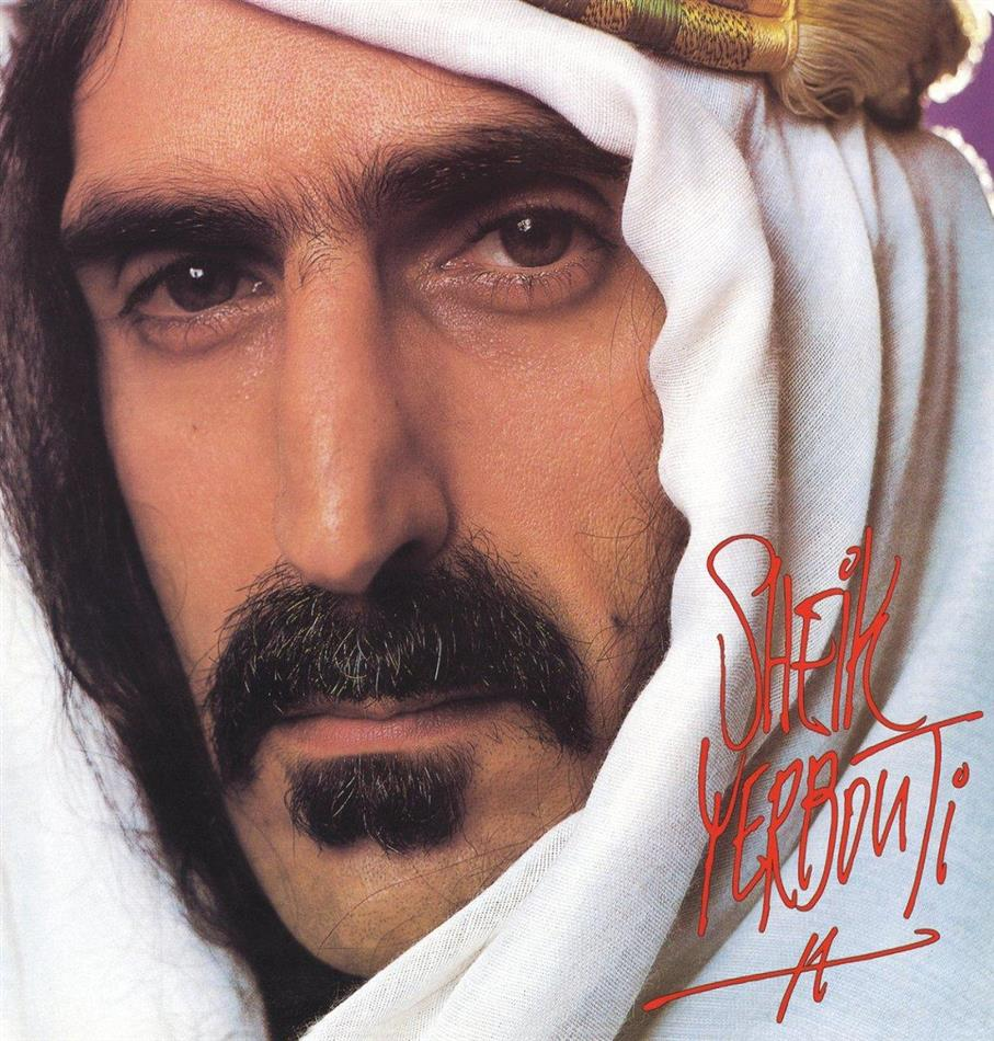 Sheik Yerbouti New Version Von Frank Zappa Cede Ch