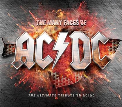 Many Faces Of AC/DC - Tribute To AC/DC (3 CDs)