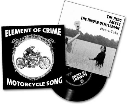 Element Of Perc - Motorcycle Song/Man-I-Toba