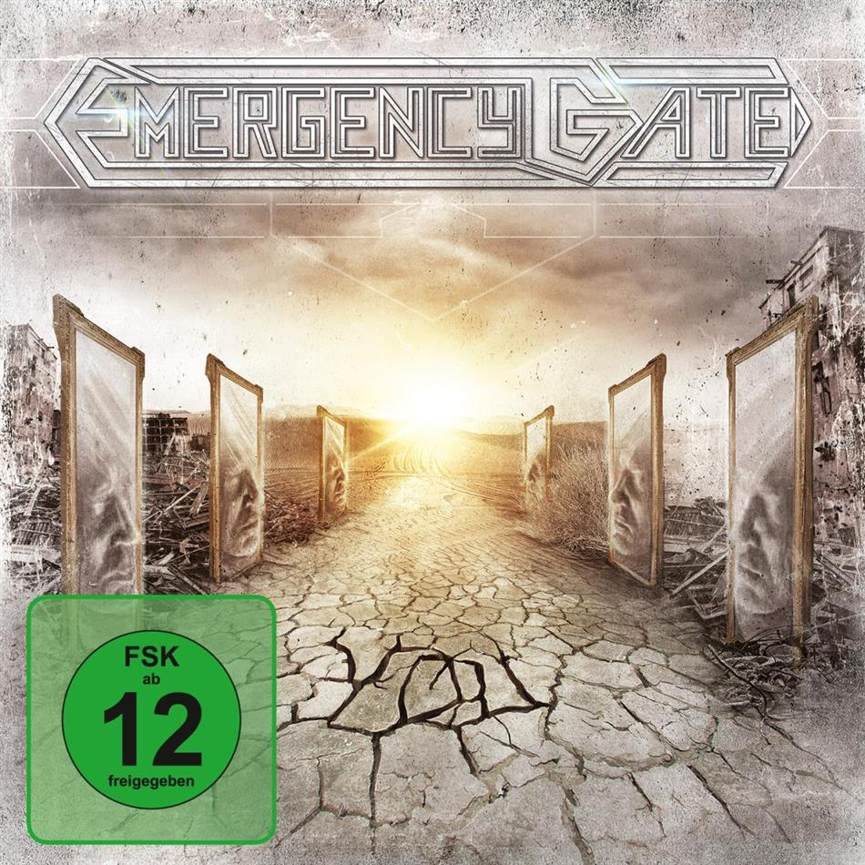 Emergency Gate - You (CD + DVD)