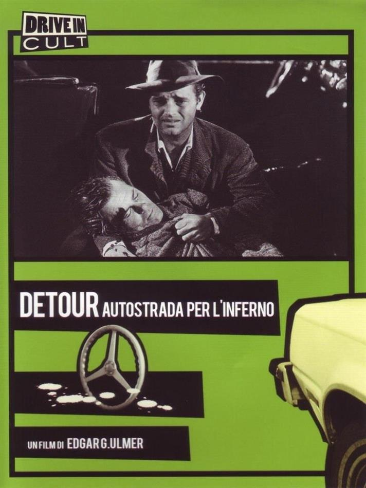 Detour - Autostrada per l'inferno (1945) (Collection Drive In Cult, s/w)