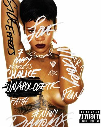 Rihanna - Unapologetic (CD + DVD)