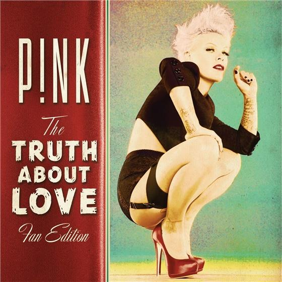 Pink - Truth About Love (Fan Edition, CD + DVD)