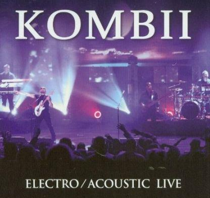 Kombi - Electro Acoustic Live (CD + DVD)