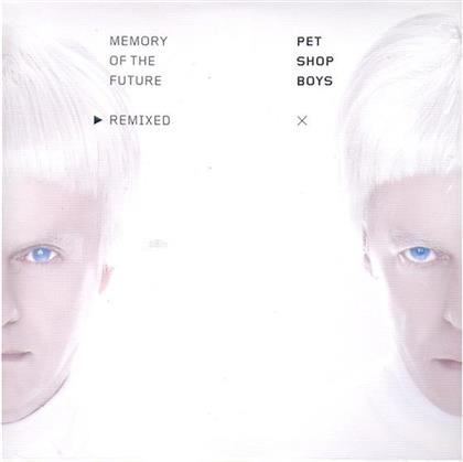 Pet Shop Boys - Memory Of The Future - Remixed