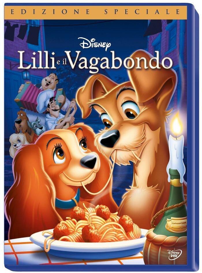 Lilli E Il Vagabondo 1955 Classici Disney Edizione Speciale