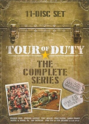 Tour of Duty - The Complete Series (11 DVDs)