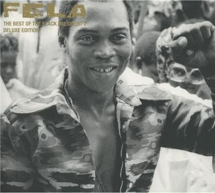 Fela Anikulapo Kuti - Best Of The Black President 2 (Remastered, 2 CDs + DVD)