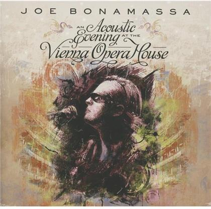 Joe Bonamassa - An Acoustic Evening (2 CDs)