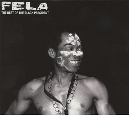 Fela Anikulapo Kuti - Best Of The Black President Deluxe (Remastered, 2 CDs + DVD)