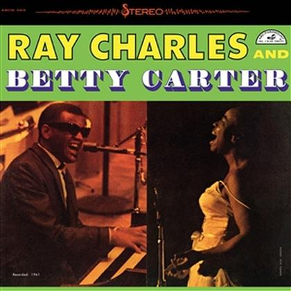 Ray Charles - And Betty Carter (SACD)