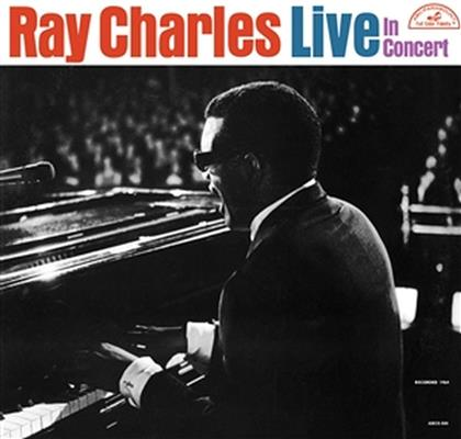 Ray Charles - Live In Concert (SACD)