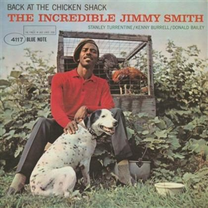 Jimmy Smith - Back At The Chicken Shack (SACD)