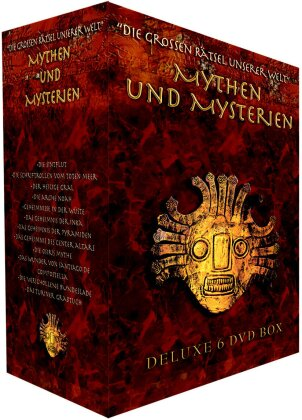Mythen und Mysterien (Box, Deluxe Edition, 6 DVDs)