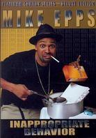 Platinum Comedy Series - Mike Epps (Deluxe Edition, DVD + CD)