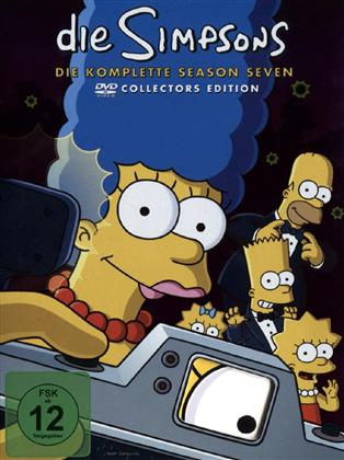 Die Simpsons - Staffel 7 (Collector's Edition, 4 DVDs)