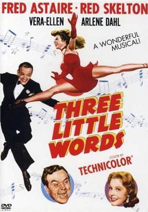 Three little words (1950) (Remastered)