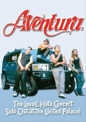 Aventura - The Love & Hate concert