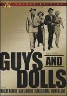 Guys and Dolls (1955) (Deluxe Edition)