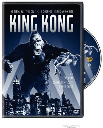 King Kong (1933) (s/w, Remastered)