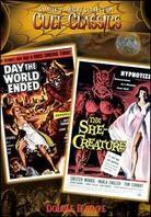 Day the world ended / The she-creature - Double Feature