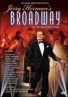 Jerry Herman - Broadway - Live at the Hollywood