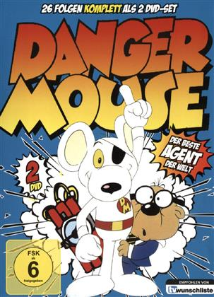 Danger Mouse (Box, Collector's Edition, 2 DVDs)