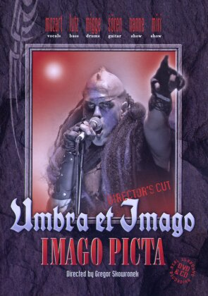 Umbra Et Imago - Imago Picta (Director's Cut, DVD + CD)