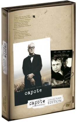 Capote / Kaltblütig (Collector's Edition, 2 DVDs)