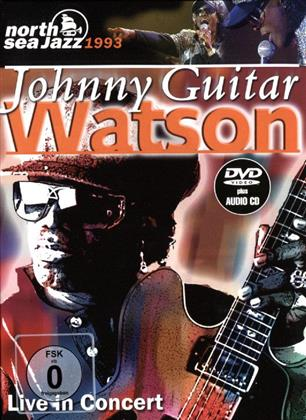 Watson Johnny 'Guitar' - Live at North Sea Jazz Festival (Inofficial, 2 DVDs)