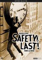 Safety last (Collector's Edition, 2 DVDs)