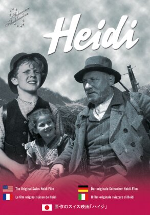 Heidi - Il film originale (1952)
