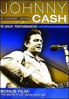 Johnny Cash - In concert series (Remastered)