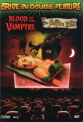 Blood of Vampire / The Hellfire Club - (Drive-In Double Feature)