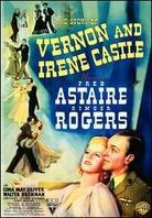 The Story of Vernon and Irene Castle (1939) (Remastered)