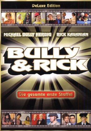 Bully & Rick - Staffel 1 (Deluxe Edition, 2 DVDs)