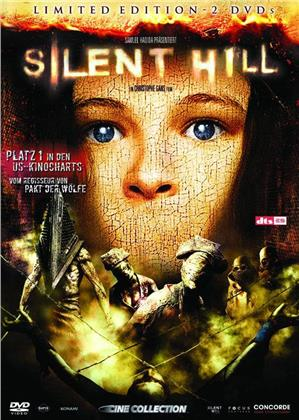 Silent Hill (2006) (Limited Edition, Steelbook, 2 DVDs)