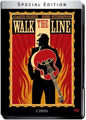 Walk the line (2005) (Special Edition, Steelbook, 2 DVDs)