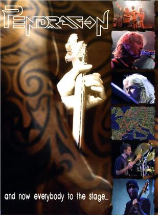 Pendragon - And now everybody to the stage (Limited Edition, DVD + 2 CDs)