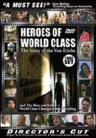 Heroes of World Class Wrestling (Director's Cut, 2 DVDs)