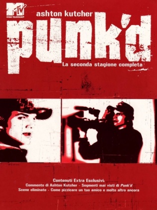 Punk'd - Stagione 2 (2 DVD)
