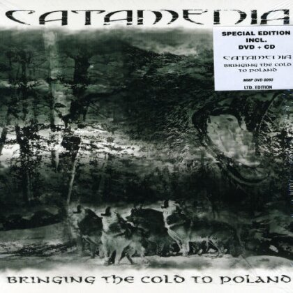 Catamenia - Bringing the cold to Poland (Limited Edition, DVD + CD)