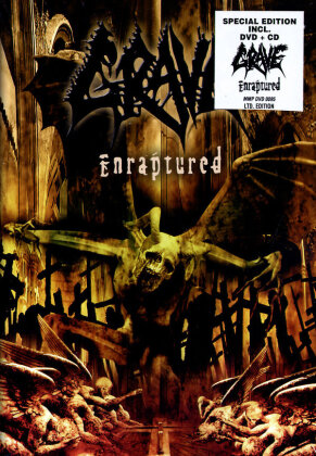 Grave - Enraptured (Limited Edition, DVD + CD)
