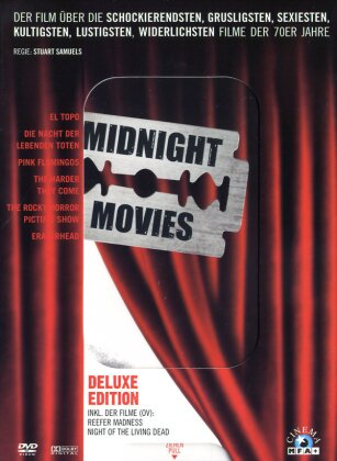 Midnight Movies (Deluxe Edition, 3 DVDs)