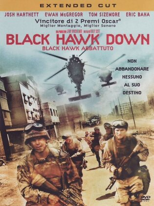 Black Hawk Down (2001) (Extended Cut)
