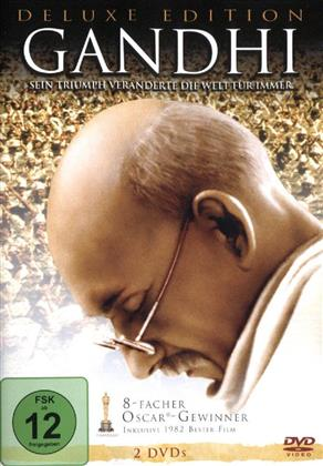 Gandhi (1982) (Deluxe Edition, 2 DVDs)